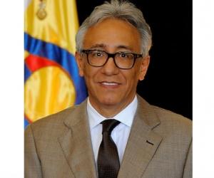 Carlos Eduardo Valdés Moreno, director del Instituto Nacional de Medicina Legal y Ciencias Forenses.