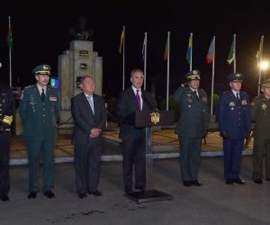 El Presidente Duque y el Ministro de Defensa estarán en el reconocimiento y presentación de la nueva Cúpula Militar.