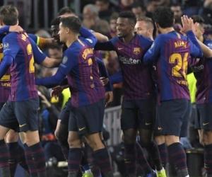 F.C. Barcelona.