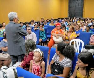 La conferencia llevó por título 'Violencia contra la mujer en Colombia, un comparativo de enero a noviembre en los años 2017 - 2018'.