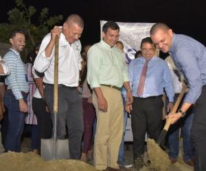 El SETP puso en marcha la construcción de la obra.