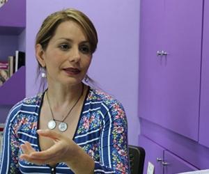 La periodista y columnista Claudia Morales.
