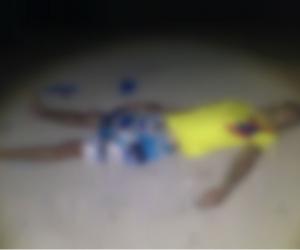 El cadáver fue hallado en una trocha de la vereda La Colombia.