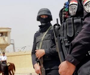 Policía de Egipto.