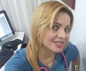 María del Carmen Pabón Hernández, médica asesinada por su pareja en Ayapel, Córdoba.