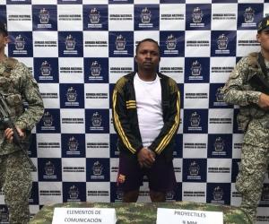 Jeovany Cuero Carvajal, alias 'Planchira'.