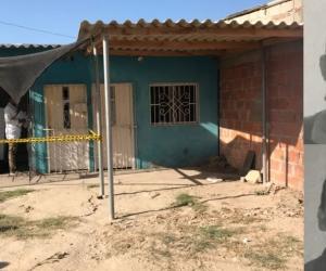Casa de Dalila María Duarte Martínez.