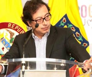 Gustavo Petro, candidato a la Presidencia de la República.