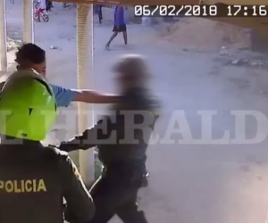 Captura de pantalla de El Heraldo.