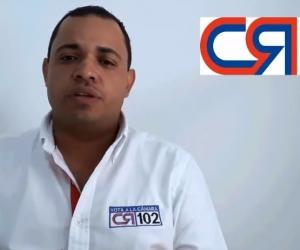 Carlos Mario Farelo, candidato a la Cámara por el Magdalena.