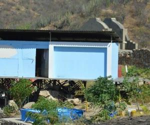 Casa-cambuche del Ziruma