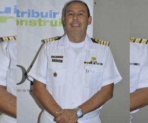 Gustavo Adolfo Calderón Holguín, director de la Dian.