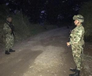 El Ejército intensificó la vigilancia ante el paro armado del ELN.