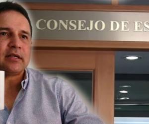 Honorio Henríquez, senador de la República del Centro Democrático.
