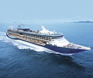 Mega-crucero Marella Discovery.