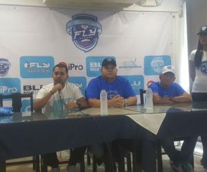 Presentación oficial Club Deportivo Santa Marta Fly Futsal.