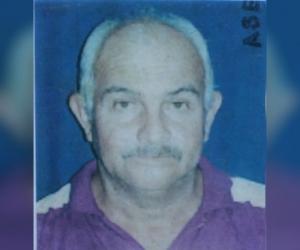 Lesbi de Jesús Álvarez, ciudadano venezolano que murió por la caída de un andamio.