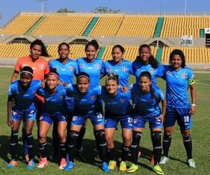 El Unión Magdalena femenino derrotó 4-1 a Real Cartagena. La venezolana Ysaura Viso anotó 2 goles.