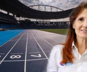 Rosa Cotes se ubicó en el puesto nueve de los 10 gobernadores con mejor imagen en el país.