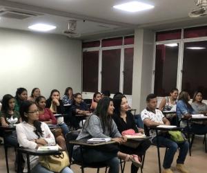 Cerca de dos mil estudiantes de Idea de la Universidad del Magdalena,  iniciaron exitosamente el periodo académico 2018-1.
