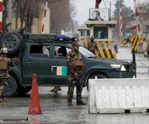 El atacante portaba los explosivos en un chaleco.