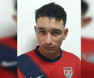 Germán Andrés Grajales Loaiza, hombre capturado en Andrea Carolina.