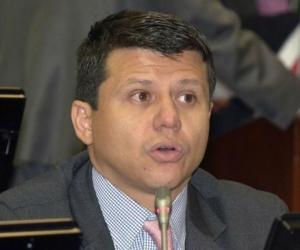 Bernardo Elías, acusado por cohecho y tráfico de influencias.