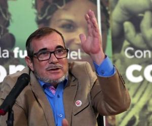 Rodrigo Londoño, candidato presidencia.