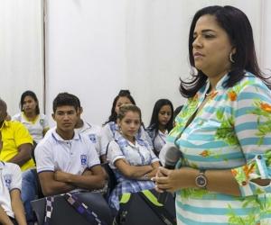 Alcaldía acompañará el proceso de formación de 100 jóvenes líderes.