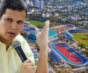 Concejal Carlos Mario Mejía.