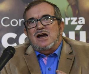 Rodrigo Londoño, alias 'Timochenko'.