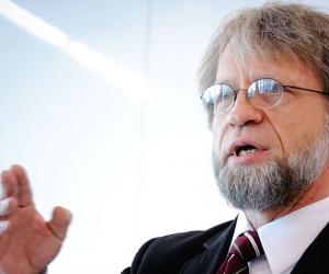 Antanas Mockus, senador elegido por el Partido Verde.