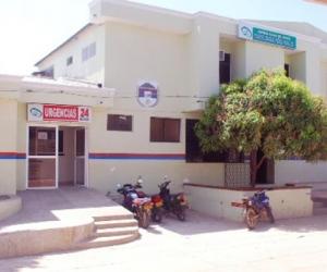 Hospital de Santa Ana, Magdalena.