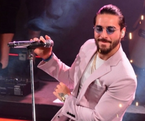 Maluma quiso darle un toque latino a la canción del mundial.