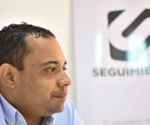 Carlos Mario Farelo, representante Electo a la Cámara.