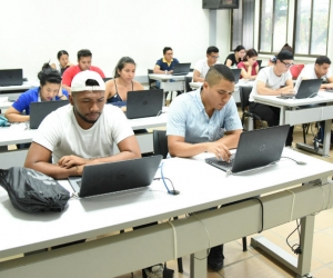 La capacitación está dirigida a los estudiantes de todos los programas.