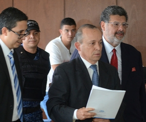 Santiago Uribe Vélez.