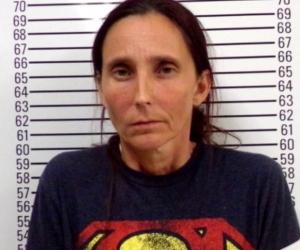 Patricia Ann Spann (foto) también se había casado y divorciado de su hijo.