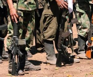 La operación se realizó en una zona rural del municipio de Calamar.
