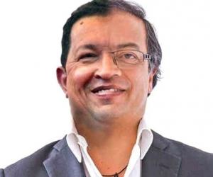 El montaje del rostro de Hugo Chávez y Gustavo Petro fue hecho por La Patilla.