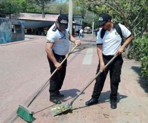 Este grupo trabaja para mejorar la imagen de la ciudad durante la temporada de Semana Santa