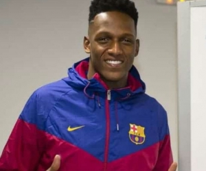 Yerri Mina, defensa colombiano.