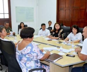 El comité cuenta con el acompañamiento permanente del ministerio del Interior a través del enlace departamental.