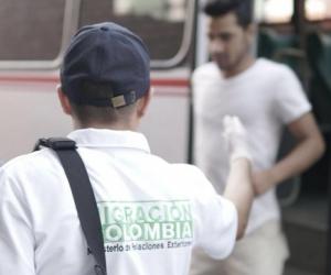 Un plan de contingencia para Semana Santa anunció Migración Colombia.