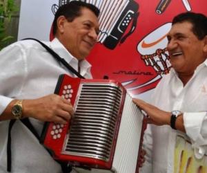 Emiliano y Poncho Zuleta.