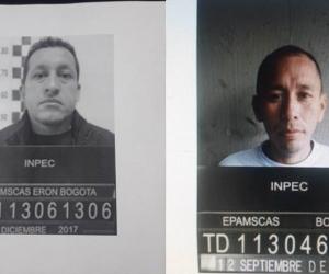 Olmedo Vargas Padilla y Jhon Gutiérrez Rincón.