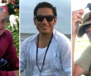 Las autoridades ecuatorianas presumen que el equipo fue llevado al lado colombiano tras ser secuestrado en la población fronteriza de Mataje.