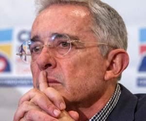 Consejo de estado admitió demanda de curul de ´Ávaro Uribe.