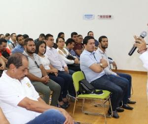 Nidia Rosa Romero Cabas, indicó que en esta audiencia pública fueron provistas 126 plazas