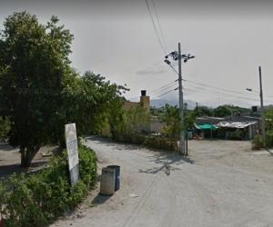 El hecho ocurrió en el barrio María Cecilia, sector del Yucal.